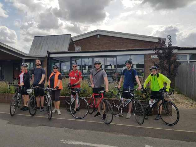 HLC Cycle Challenge